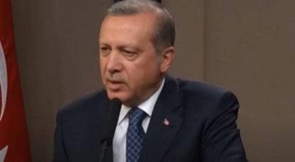 """""""두 주-한 사람"""": Erdogan은 """"점령으로부터 아제르바이잔 땅의 해방""""에 만족을 표명했습니다."""