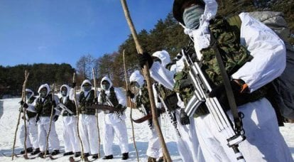 Special Forces of South Korea - on the way to the ideal