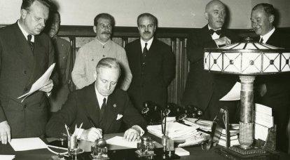 Chi ha incastrato Molotov nel Patto di Ribbentrop?