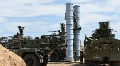 中国媒体报道了S-500防空系统:对所有美军的严重威胁