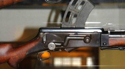Madsen-Rasmussen ve Smith-Condit tüfekler: mükemmelliğe doğru küçük adımlar