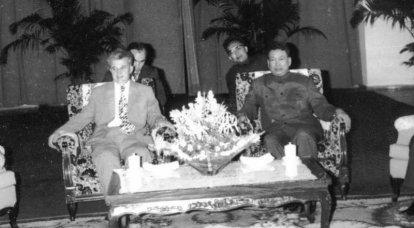 Ceausescu und Pol Pot: Der Feind meines Feindes ist mein Freund