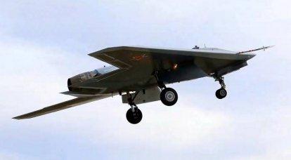 "Ataque ruso UAV ""Okhotnik"" recibirá armas de KTRV"