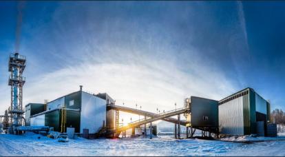 Nouvelles usines et ateliers en Russie dans l'année 2015