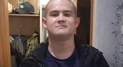 Le conscrit Shamsutdinov, qui a tiré sur ses collègues, plaide coupable