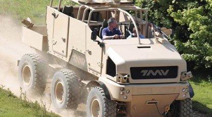TMV6х6 - 专用智能车