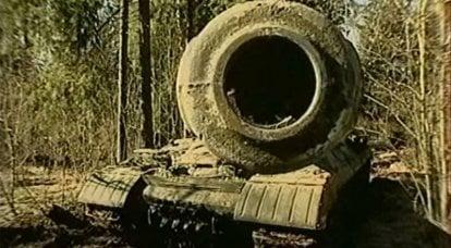 """Stalinist"" tanks"