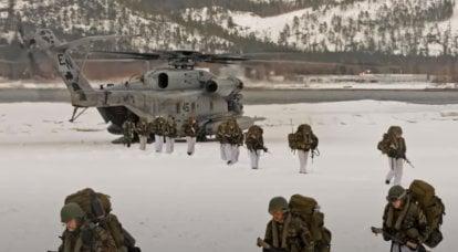 अमेरिका ने आर्कटिक में सैन्य उपस्थिति बढ़ाने की योजना की घोषणा की