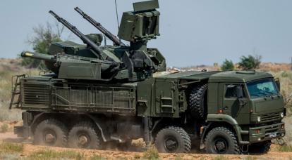 Pantsir-S1E的关键要素基地由美国空军的AFRL实验室处理。 图拉KBP有新任务
