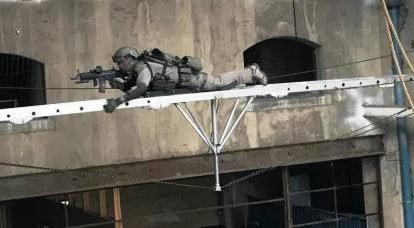 Puentes de asalto Easibridge - novedad táctica