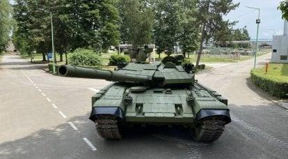 Sırbistan M-84 tanklarının modernizasyonuna hazırlanıyor