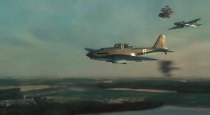 大祖国戦争中にダウンしたパイロットがどのように救出されたか:具体例
