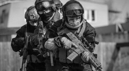 民間軍事会社:侵略の輸出