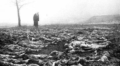 À ne pas oublier: les camps de concentration nazis en URSS