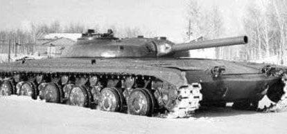 火箭坦克,或如何灌输外国设计的盔甲
