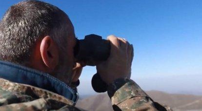 Teerã comenta declarações de que a fronteira entre Irã e Armênia não existe mais