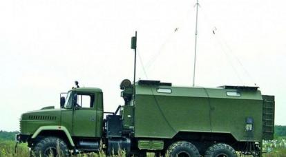 乌克兰武装部队的电子情报