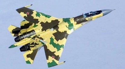 Su-35 apportera à Sukhoi de la compétitivité avant son entrée sur le marché d'un complexe d'aviation d'aviation de première ligne prometteur (PAK FA)