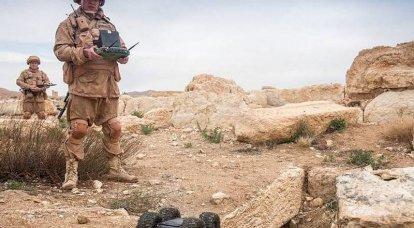 El Ministerio de Defensa mostró imágenes del trabajo de los complejos Scarab y Sphere en Siria