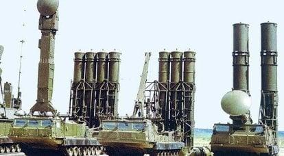 通用防空导弹系统C-300В