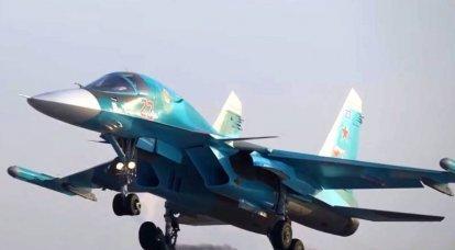 Çin, Rus Su-34 avcı-bombacısını takdir ediyor