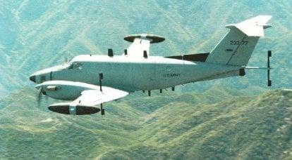 电子侦察机 Beechcraft RC-12 Guardrail(美国)
