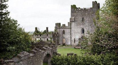 Lip Castle y sus terribles fantasmas