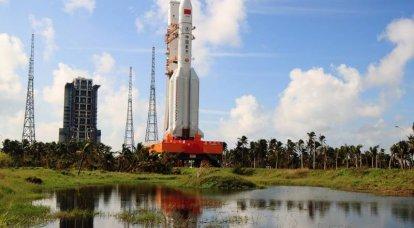 月面ミッション「Chang'e-5」(中国)