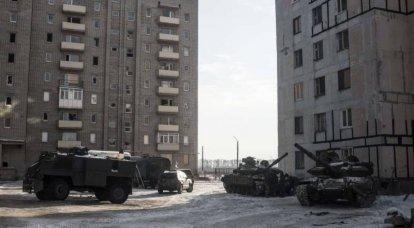 Donbass al borde de una gran guerra
