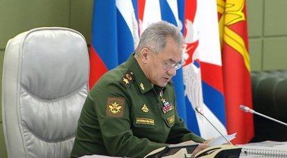 शोइगु ने सीरिया में सैन्य अभियान की पांचवीं वर्षगांठ के परिणामों को अभिव्यक्त किया