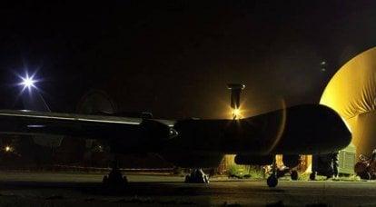 法国空军正在通过卫星通信测试无人机