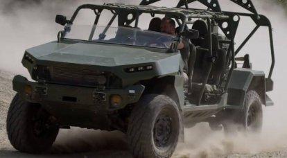 पहियों पर इन्फैंट्री: अमेरिकी जमीनी बलों के लिए नए वाहन
