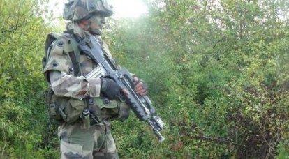 外国の軍団:フランスの旗の下のウクライナの軍団