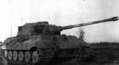 """Motivierte Grausamkeit. Die traurigen Abenteuer des """"Royal Tiger"""" in Kubinka"""