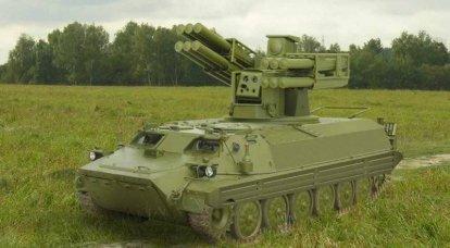 スモレンスクで新しい対空ミサイルシステム「パイン」が発表される