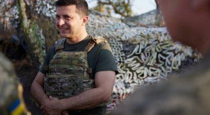 Em Kiev, eles contaram como Zelensky tentou falar com Putin sobre Donbass