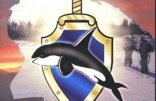 Killer whales are working