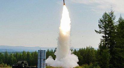 エンジニアのゲラシモフのロケットからC-500まで。 航空防衛軍の日