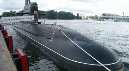 Le commandant de la marine a parlé de l'avenir de la flotte de sous-marins