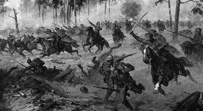 सामरिक घुड़सवार सेना। अप्रैल में बाल्टिक राज्यों में रूसी घुड़सवार सेना - मई 1915 सी। 2