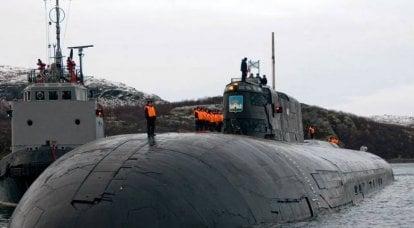 La marine prévoit de revenir à la structure des «Antey» et «Shchuku-B» révisés