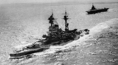 不仅仅是航空母舰:二战中的苏联舰队