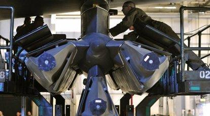 LRSO巡航ミサイルの作業進捗状況(米国)