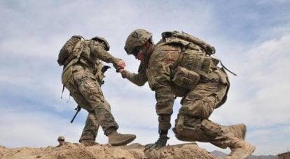 美国有关伊拉克战争的纪录片制作让人想起第二次世界大战德国新闻片