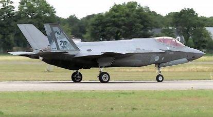 Die Niederländer werden mit der amerikanischen F-35 Geld verdienen