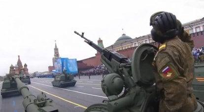 पोलिश पत्रिका के संपादक: मॉस्को में 9 मई को सैन्य उपकरणों का प्रदर्शन स्वयं रूसियों की कल्पना को प्रोत्साहित करना है