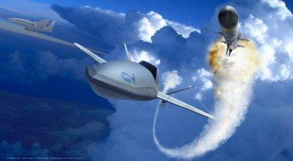 遠くからのストライキ:米国とロシアの戦闘機は中間空母を受け取る可能性があります