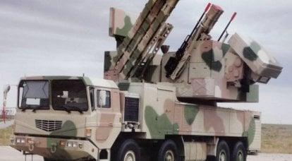 在与美国的战略竞争背景下改善中华人民共和国的防空系统(第8部分)