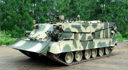 BREM-80U गैस टरबाइन T-80BVM टैंकों के लिए एक विश्वसनीय सहायक बन जाएगा