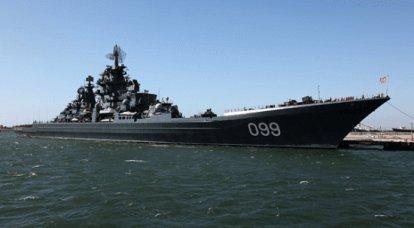 ロシアの艦隊は何であるべきですか?